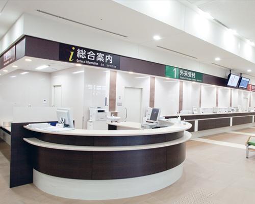 新百合ヶ丘総合病院
